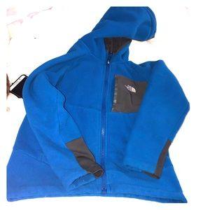Boys North Face Fleece Jacket 7/8
